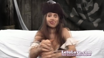 Lelu Love-Rough Dildo CBT Handjob