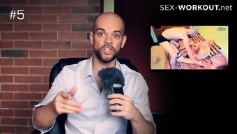 Having sex in the shower