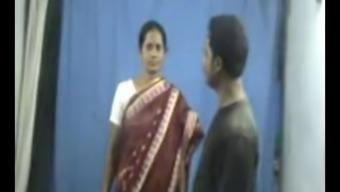 Desi aunty fucked by her friends