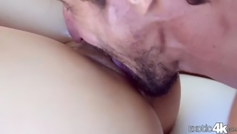 all natural latina newcomer eve longoria gets dicked and licked
