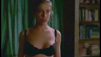 Alyssa Milano Nude Scene In The Outer Limits Movie ScandalPlanetCom