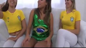 Hot Brazilain Girls Hot deep Kissing E3