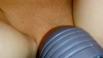 Asian Nipples Play Fisting