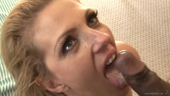 A wife cheats on her husband with a hung black stud
