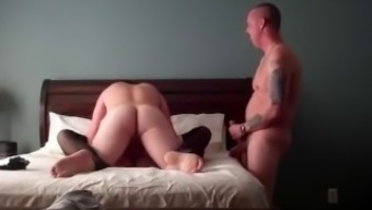 Cuckold. He Fucked My Wife, I sucked His Cock.