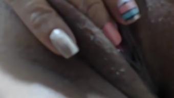 Milky Nipples & Wet Pussy