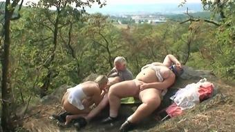 Raw Vidz brings you outdoor sex pleasure