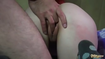 Playful Teens Girls Hard Fucked By Old Man In Old Young