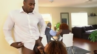 Straight married men getting blow jobs from
