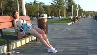 Jeny Smith bottomless ride