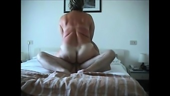 wife ridinf for orgasm