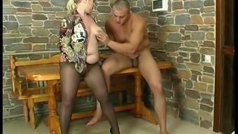 Russian chubby Lena