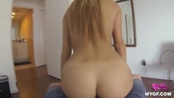 My Young and Sexy Teen Girlfriend Marina Angel Misses My Dick