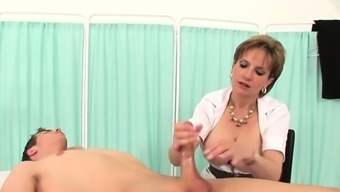 Cheating english milf lady sonia reveals her monster knocker
