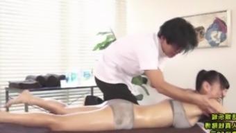 Japan Ticklish Armpit Massage 67
