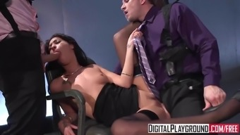 DigitalPlayground - Antonio Ross Bill Bailey Esmi Lee - Shak