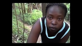 African fat ass and real orgasm amateur