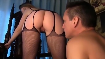 Sexy German Escort fucked