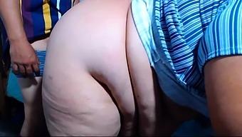 Fat ass doggystyle