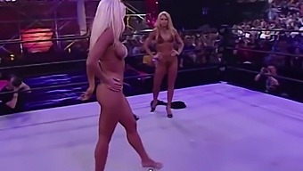 WWE Divas Judgement Day Torrie vs Sable
