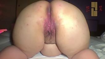 150cm bigass dildo & SM fuck(百五十米巨尻熟女肉某玩具暴膣内射精性行)