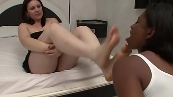 Leticia Miller - Black Bitch To Clean My Feet