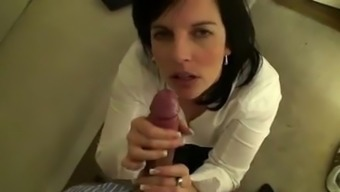 Licking for That Cum Surprise