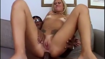Black mandingo wants ass of white woman! vol. 3