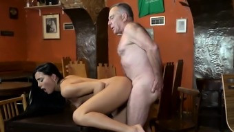Old man cums in young pussy xxx Can you trust your
