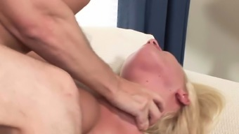 Beach Babe MILF Riley Evans Invited To Porn