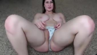 Big boobs Aria sucking a big fat schlong