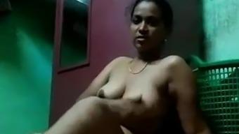 Indian hot fingering part -1