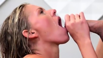 Pissing Games - Peeing Fun For Hot Couple