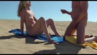 Slut mature pick up at the beach