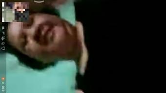 Indonesian - Video Call Bersama Mami Iroh Bbw Stw Chubby