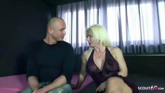 German wife surprised husband with milf texas patti 3some