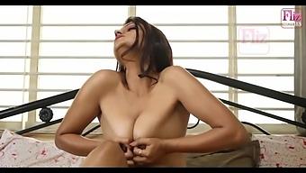 Indian girl masturbating solo fingering