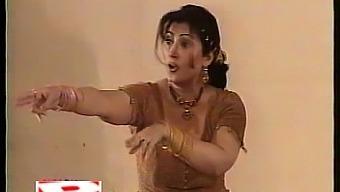 Desi Indian Aunty Enjoying In Bedroom