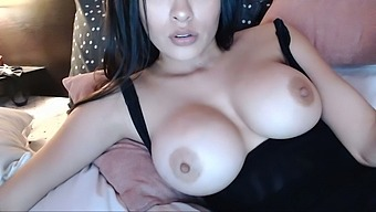 beautiful lady with big nipple clamps  pt1