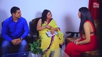 Bhai bhahan bhabi hot sex chudai