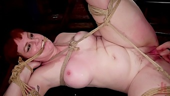 Dirty BDSM whore Aiden Starr is made for some really brutal shit