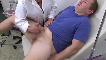 Doctor Mom Examines Step Son - Mom Comes First