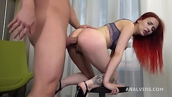 Newbie Petite Teen is Ready for Rough Anal Pounding