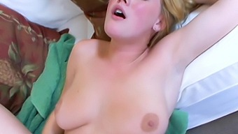 Horny wife Victoria Vonn gets fucked by her lucky neighbor